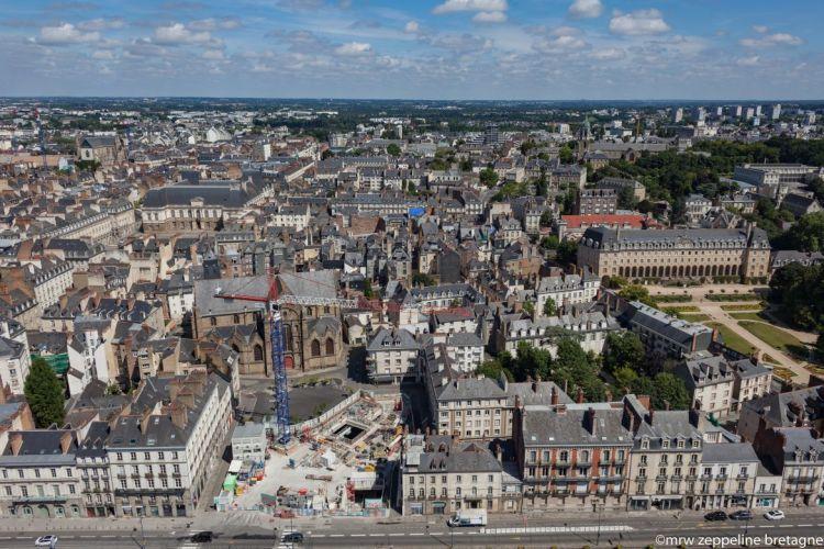 Station Saint-Germain - © Mrw Zeppeline Bretagne