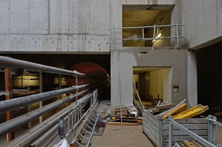 Station Colombier - © Jean-Louis Aubert - <small>21/11/2016</small>