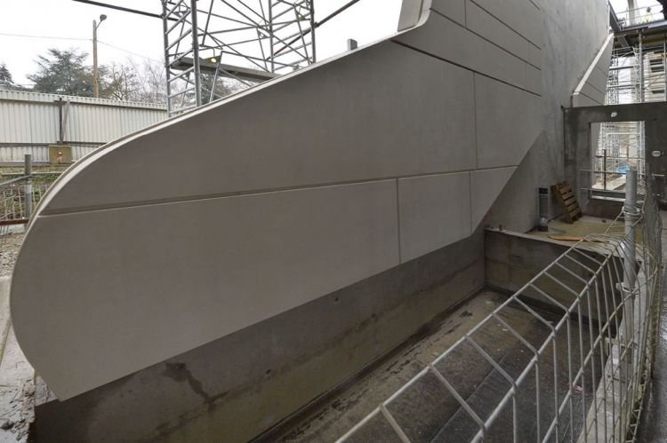 Station Beaulieu-Université  - © JL Aubert - <small>30/01/2019</small>