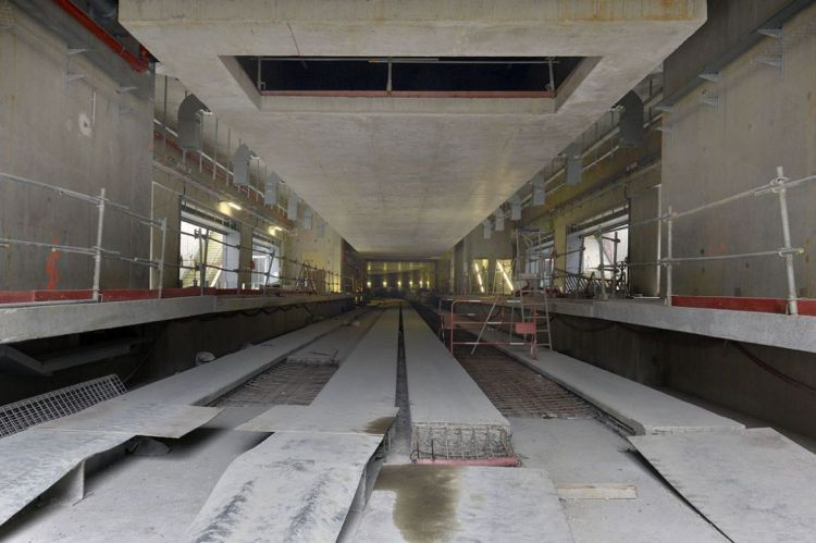 Station Joliot-Curie - Chateaubriand  - © Jean-Louis Aubert - <small>19/03/2019</small>