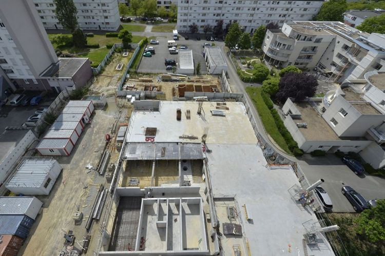 Parc relais les Gayeulles - © JL Aubert - <small>03/06/2019</small>