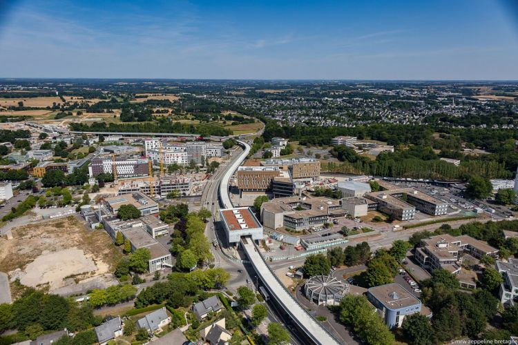 Station Atalante - © Mrw Zeppeline Bretagne