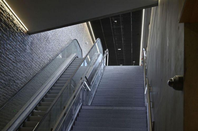 Station La Courrouze - Octobre 2020 - Fin du second oeuvre et aménagements extérieurs