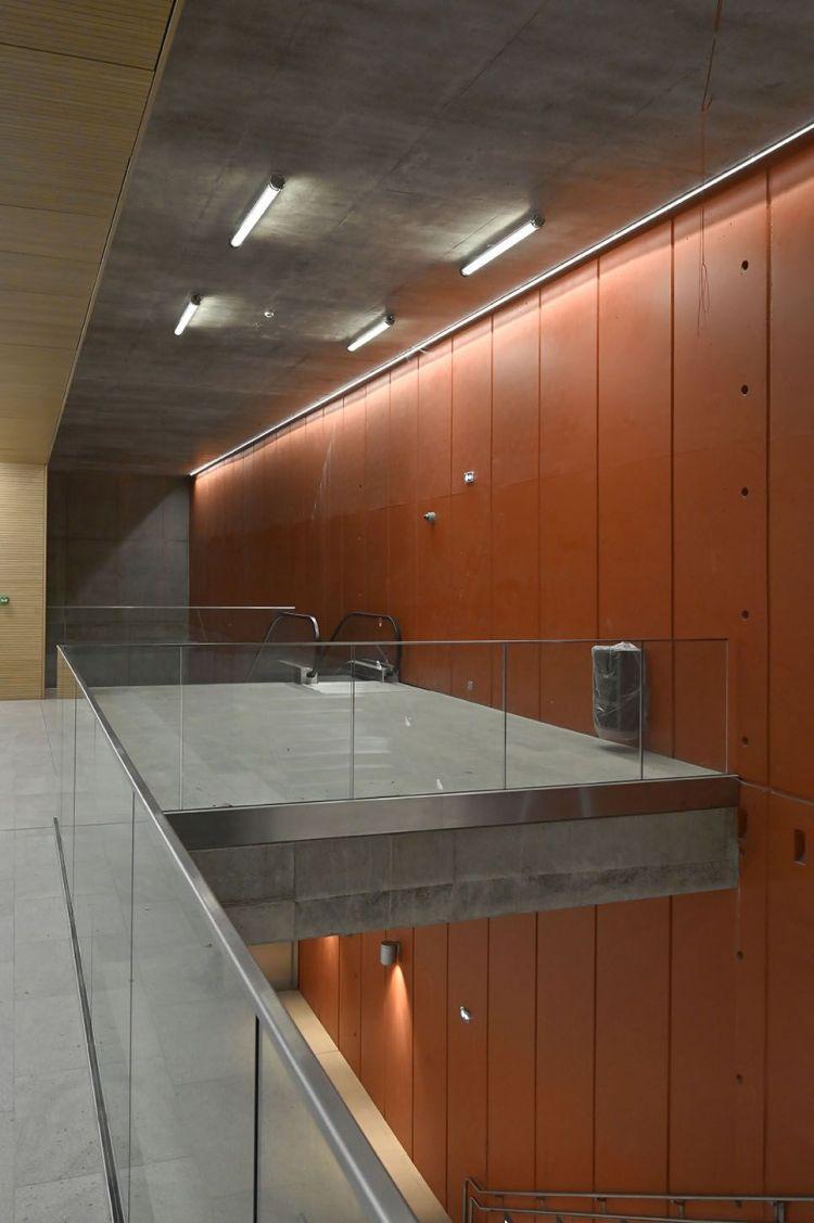 Station Les Gayeulles - Octobre 2020 - Fin du second oeuvre
