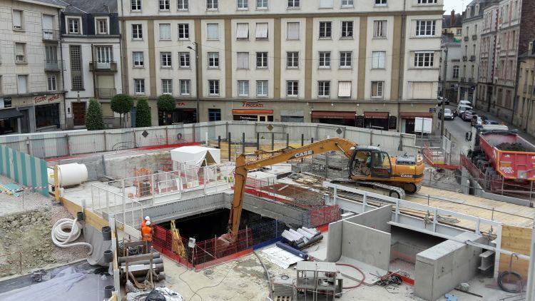 Station Saint-Germain - © Semtcar - <small>11/08/2015</small>