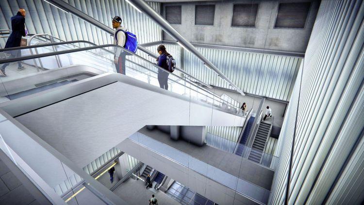 Station Gares - © Artefacto