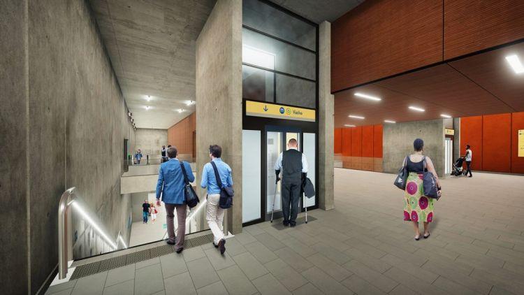 Station Les Gayeulles - © Artefacto