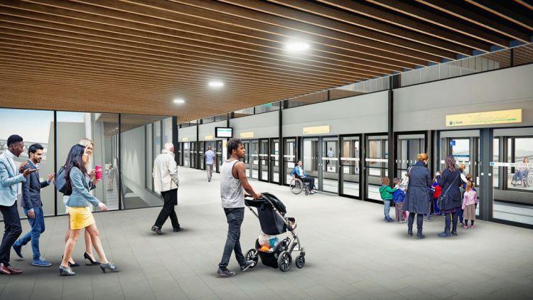 Station Beaulieu-Université - © Artefacto