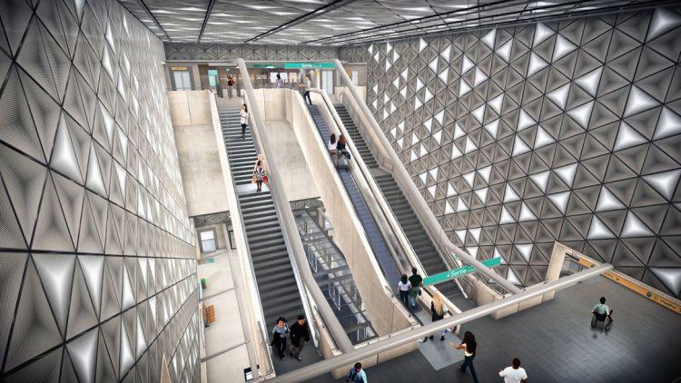 Station Colombier - Visite virtuelle 3D