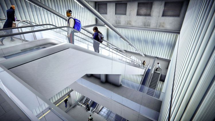 Station Gares - Visite virtuelle 3D