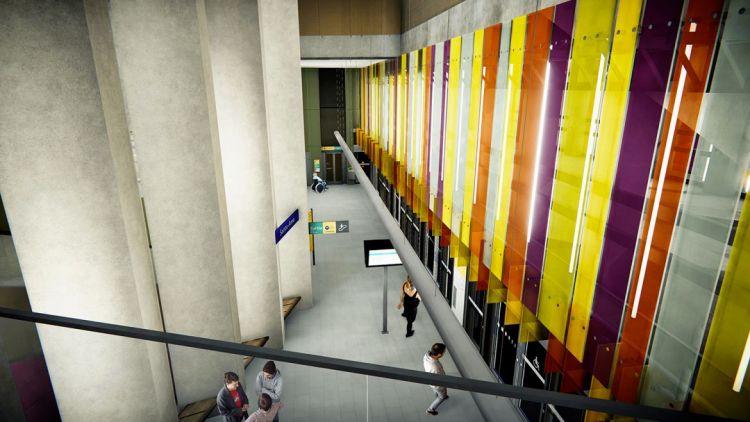 Station Sainte-Anne - Visite virtuelle 3D