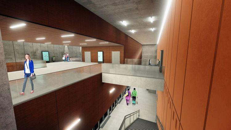 Station Les Gayeulles - Visite virtuelle 3D