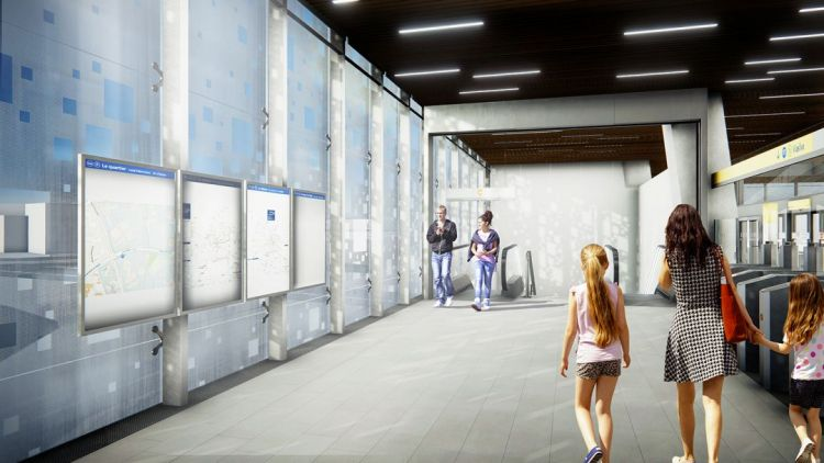 Station Atalante - Visite virtuelle 3D