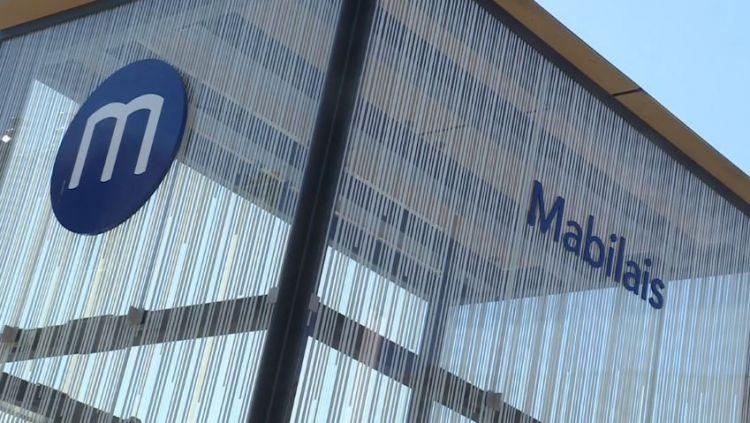 Station Mabilais - Juillet 2019 - Signalétique de la station