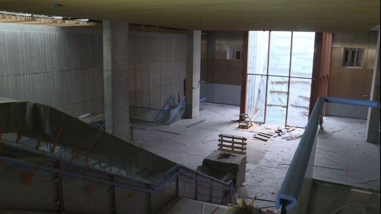 Station Cleunay - Septembre 2019 - Poursuite du second oeuvre