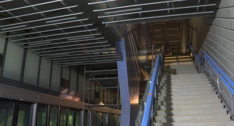 Station Gros-Chêne - Mai 2020 - Reprise progressive après déconfinement