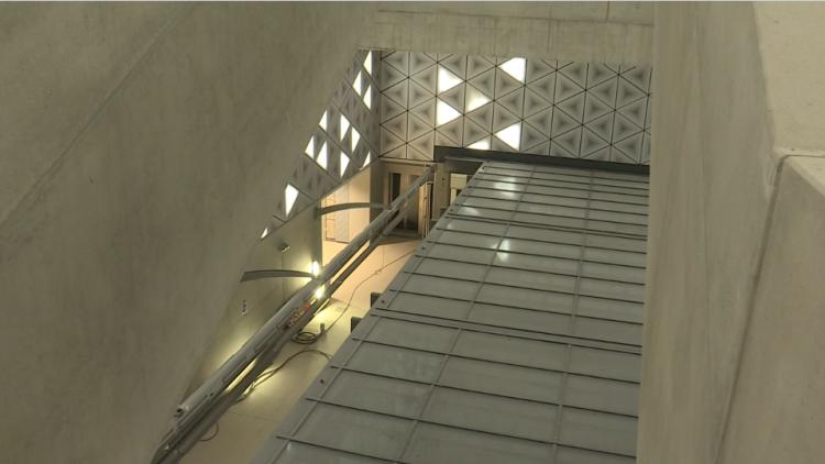 Station Colombier - Juillet 2020 - Poursuite du second oeuvre