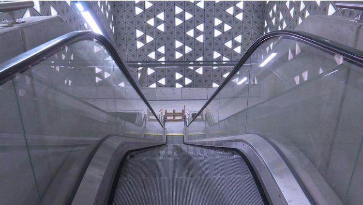 Station Colombier - Octobre 2020 - Amenagements extérieurs et poursuite du second oeuvre
