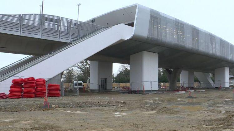 Station Cesson-Viasilva - Janvier 2021 - Aménagements extérieurs