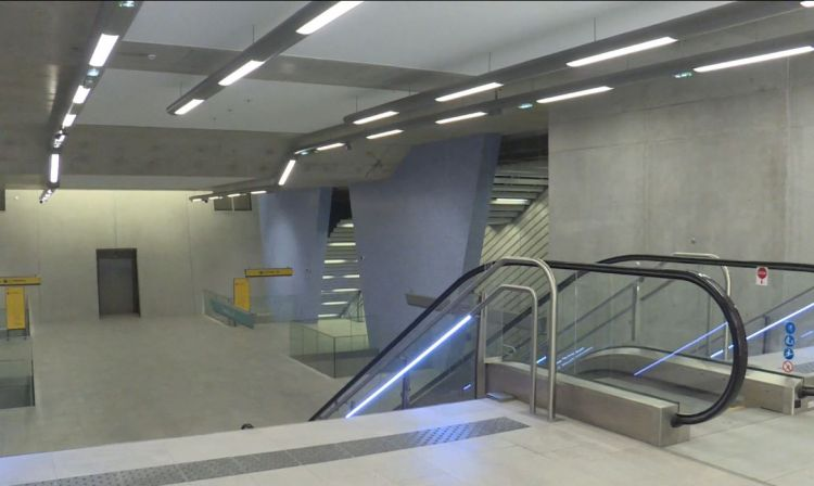Station Gros-Chêne - Mai 2021 - Nettoyage de la station